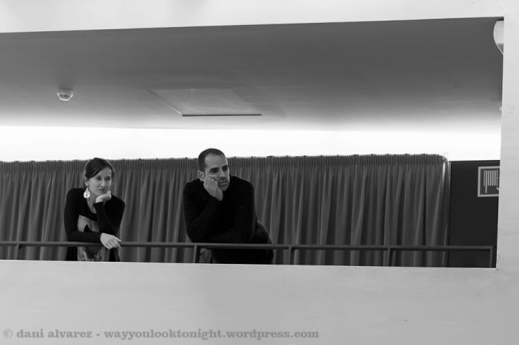 Santi i Mariona interpreten 'Un Compromiso' amb Celeste