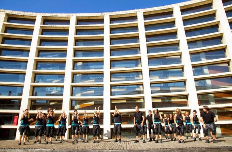 SSM BigHand al Vè Congrés Nacional de Musicoteràpia. Barcelona 2014